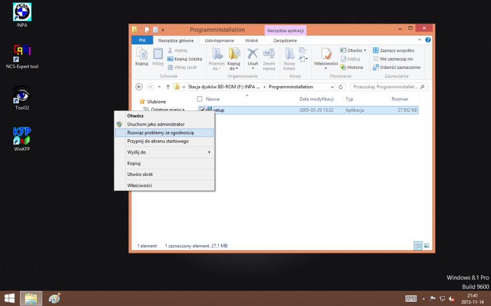 Ncs Expert Windows 8
